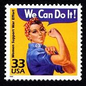view 33c Women Support War Effort single digital asset number 1
