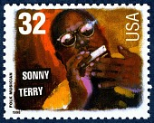 view 32c Sonny Terry single digital asset number 1