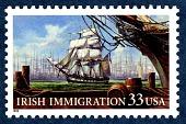 view 33c Irish Immigration single digital asset number 1