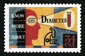view 34c Diabetes Awareness single digital asset number 1