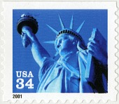 view 34c Statue of Liberty single digital asset number 1
