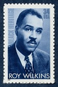 view 34c Roy Wilkins single digital asset number 1