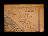 view Post route map of the Territory of Alaska digital asset number 1
