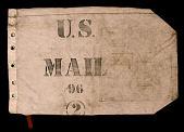 view Church Street Post Office mail sack digital asset number 1