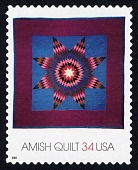 view 34c Lone Star Quilt single digital asset number 1