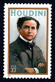 view 37c Harry Houdini single digital asset number 1