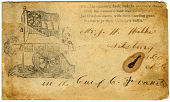 view Confederate Civil War Patriotic cover digital asset number 1