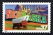 view 37c Greetings from Nebraska single digital asset number 1