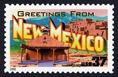 view 37c Greetings from New Mexico single digital asset number 1