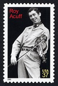 view 37c Roy Acuff single digital asset number 1