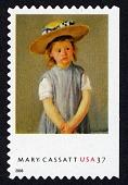 "view 37c Mary Cassatt ""Child in a Straw Hat"" single digital asset number 1"