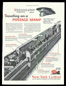 view Advertisement for the New York Central Railroad digital asset number 1
