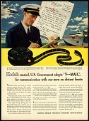 view Advertisement for Kodak V-Mail digital asset number 1