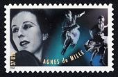 view 37c Agnes de Mille and Dancers single digital asset number 1