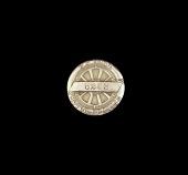 view US Mail Motor Service Badge digital asset number 1