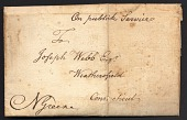 view Nathanael Greene free frank on Valley Forge cover digital asset number 1