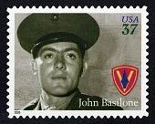 view 37c John Basilone single digital asset number 1