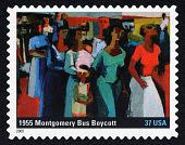 view 37c 1955 Montgomery Bus Boycott single digital asset number 1