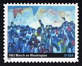 view 37c 1963 March on Washington single digital asset number 1