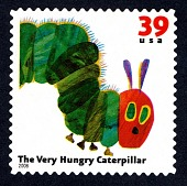 view 39c The Very Hungry Caterpillar single digital asset number 1