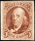 view 5c Franklin reproduction single digital asset number 1
