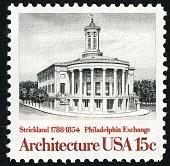 view 15c Philadelphia Exchange single digital asset number 1
