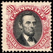 view 90c Abraham Lincoln G Grill single digital asset number 1