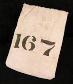 view Sea Post Clerk Oscar S. Woody's personal effects bag digital asset number 1