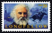 view 39c Henry Wadsworth Longfellow single digital asset number 1
