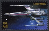 view 41c X-Wing Starfighter single digital asset number 1