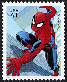 view 41c Spider-Man single digital asset number 1