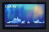 view 41c Aurora Australis single digital asset number 1