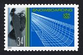 view 34c Snowboarding single digital asset number 1
