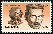 view 20c Nikola Tesla single digital asset number 1