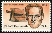 view 20c Philo T. Farnsworth single digital asset number 1