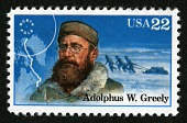 view 22c Adolphus W. Greely single digital asset number 1
