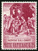 "view 25 lire ""Nativity"" single digital asset number 1"