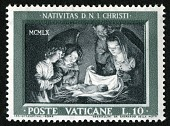 """view 10 lire """"Holy Family"""" single digital asset number 1"""