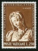 """view 250 lire """"Pieta"""" single digital asset number 1"""