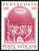 "view 300 lire ""Pentecost"" single digital asset number 1"