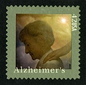 view 42c Alzheimer's Disease Awareness single digital asset number 1