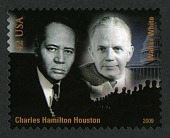 view 42c Charles Hamilton Houston and Walter White single digital asset number 1