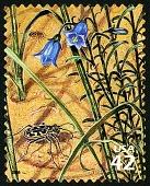 view 42c Tiger Beetle single digital asset number 1