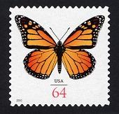 view 64c Monarch Butterfly single digital asset number 1