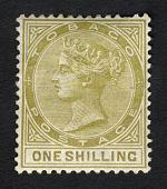 view 1sh Queen Victoria single digital asset number 1