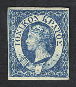 view (1p) Queen Victoria single digital asset number 1