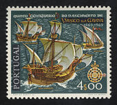 view 4e Vasco da Gama's Fleet single digital asset number 1