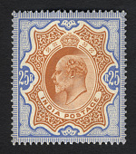 view 25r King Edward VII single digital asset number 1