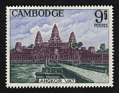 view 9r Angkor Wat single digital asset number 1