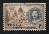 view 1p Royal Palace, Nukualofa single digital asset number 1